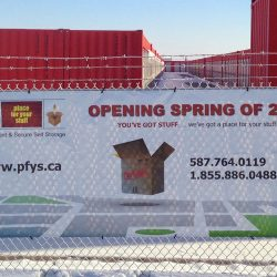 Sturgeon County's Newst Self Storage Facility