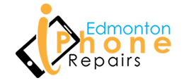 edmonton iphone repair logo