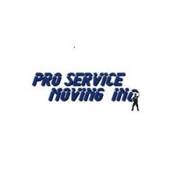 Pro Service Moving Inc-Logo