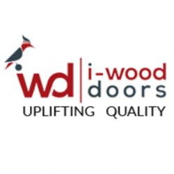 I-wood doors - Logo